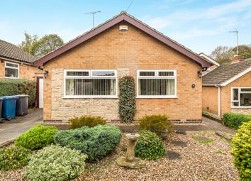 Thumbnail 2 bedroom detached bungalow for sale in Valley Road, Radcliffe-On-Trent, Nottingham