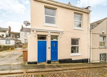 Thumbnail 3 bed end terrace house for sale in Stoke, Plymouth, Devon