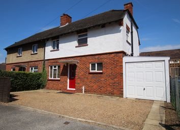 Thumbnail 3 bed semi-detached house for sale in North Road, Hersham