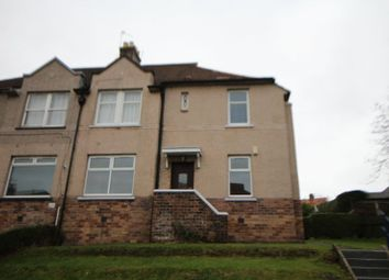 Thumbnail 2 bed flat for sale in Kennedy Crescent, Kirkcaldy
