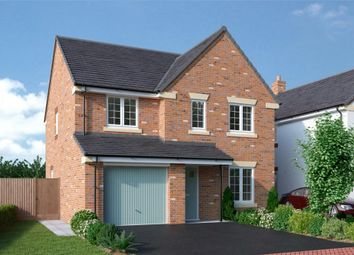 """Thumbnail 4 bedroom detached house for sale in """"Foster"""" at Back Lane, Somerford"""