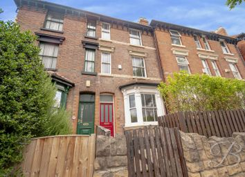 Thumbnail 3 bed terraced house to rent in Hucknall Road, Nottingham