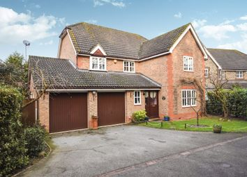 Thumbnail 4 bed detached house for sale in Bridport Way, Braintree