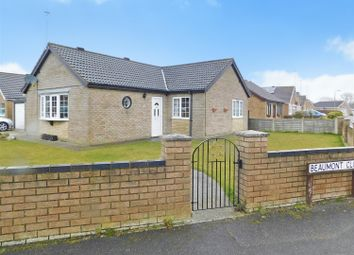 Thumbnail 2 bed detached bungalow for sale in Beaumont Close, Burgh Le Marsh, Skegness
