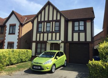 Thumbnail 4 bed detached house for sale in Triumph Close, Chafford Hundred, Grays