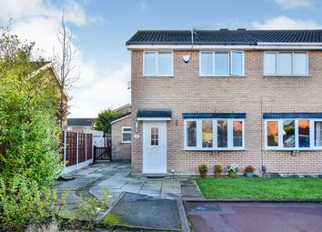 Thumbnail 3 bed semi-detached house for sale in Foxglove Drive, Broadheath, Altrincham, Cheshire