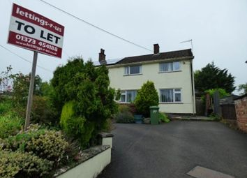 Thumbnail 3 bed property to rent in Beacon View, Coleford, Radstock