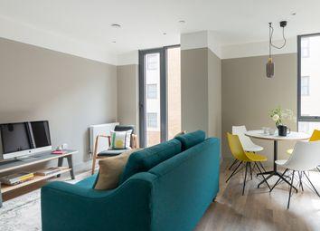 Thumbnail 2 bedroom flat to rent in 26 Dingwall Road, Croydon