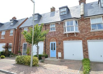 Thumbnail 3 bed terraced house for sale in Cages Close, Whitstable