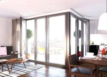 Thumbnail 3 bed property for sale in Discovery Tower, Hallsville Quarter, London