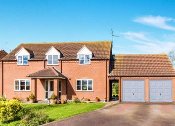 Thumbnail 4 bed detached house for sale in Vale View, Dry Doddington, Newark