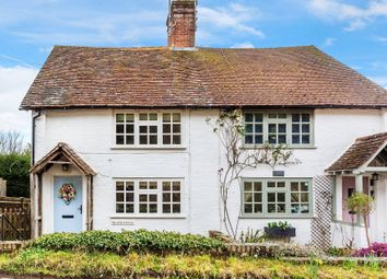 Thumbnail 2 bed semi-detached house for sale in Holmbury St. Mary, Dorking