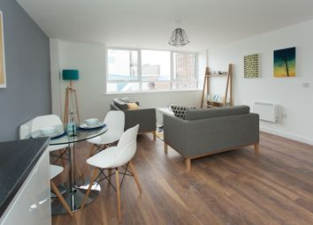 Thumbnail 2 bed flat for sale in Grove House Skerton Road, Manchester