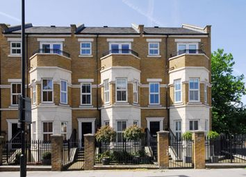 Thumbnail 5 bedroom town house to rent in Torriano Avenue, London