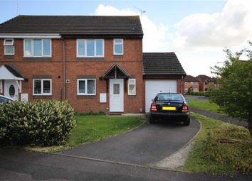 Thumbnail 3 bed semi-detached house for sale in Mallard Close, Dorcan, Swindon