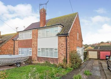 Thumbnail 3 bed semi-detached house for sale in Nash Court Road, Margate, Kent