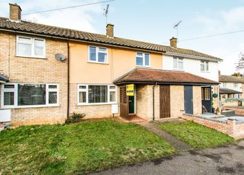 Thumbnail 2 bedroom terraced house for sale in Baldwin Close, Wittering, Peterborough