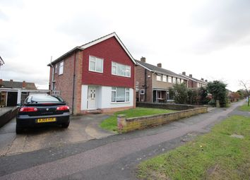 Thumbnail 3 bed detached house to rent in Curlew Crescent, Bedford