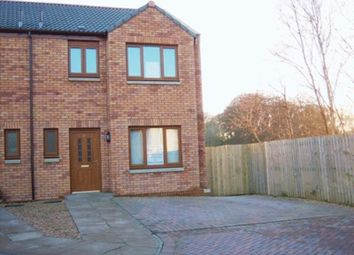 Thumbnail 3 bed flat to rent in Newton Place, East Wemyss, Kirkcaldy