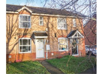 Thumbnail 2 bed terraced house for sale in Meltham Close, Northampton