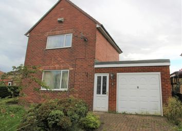 Thumbnail 3 bed semi-detached house for sale in The Crossways, Hazlerigg, Newcastle Upon Tyne