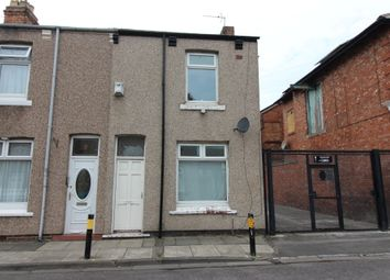 2 bed end terrace house for sale in Marlborough Street, Hartlepool TS25