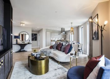 Thumbnail 3 bed property for sale in Manhattan Plaza, Canary Wharf