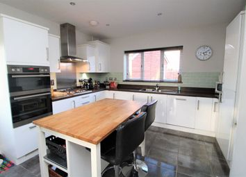 Thumbnail 4 bed detached house for sale in Folkes Road, Wootton, Bedfordshire