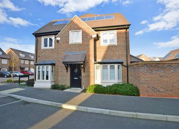 Thumbnail 3 bed end terrace house for sale in Hill View Drive, Welling, Kent