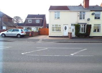 Thumbnail 3 bed end terrace house for sale in Walsall Road, Great Wyrley, Walsall, Staffordshire