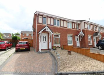 Thumbnail 2 bed end terrace house for sale in Medlar Court, Cambuslang