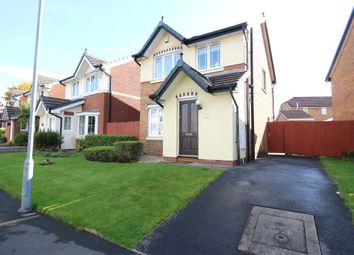 Thumbnail 3 bed detached house to rent in Eastwood Close, Bolton