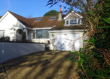 Thumbnail 4 bedroom detached house for sale in Burnbrae Road, West Parley, Ferndown