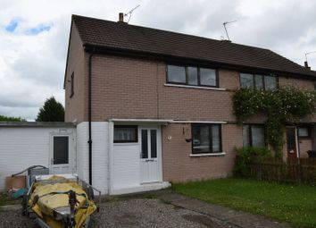 Thumbnail 2 bed semi-detached house to rent in Pennine Way, Carlisle