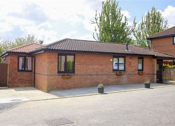Thumbnail 3 bed detached bungalow for sale in Trubys Gardens, Coffee Hall, Milton Keynes
