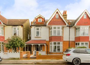 Thumbnail 3 bed flat for sale in Home Park Road, Wimbledon Park