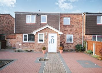 Thumbnail 4 bed semi-detached house for sale in Emmanuel Close, Mildenhall, Bury St. Edmunds