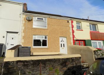 Thumbnail 2 bed terraced house for sale in Burrows Road, Skewen, Neath, Neath Port Talbot.