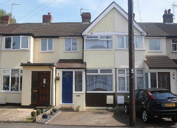 Thumbnail 3 bed terraced house to rent in Elm Park Avenue, Hornchurch
