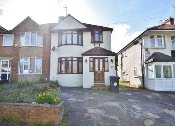 Thumbnail 3 bed semi-detached house to rent in Wroxham Gardens, Potters Bar