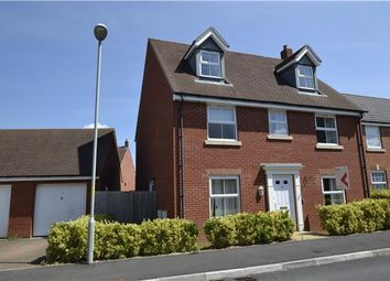 Thumbnail 5 bedroom detached house to rent in Kingsway, Quedgeley, Gloucester