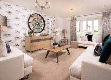 "Thumbnail 4 bed detached house for sale in ""Cambridge"" at Bearscroft Lane, London Road, Godmanchester, Huntingdon"