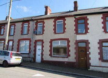 Thumbnail 3 bed terraced house for sale in William Street, Brynna, Pontyclun, Rhondda Cynon Taff.