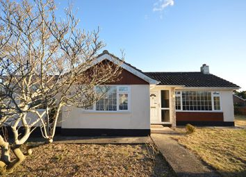Thumbnail 2 bed detached bungalow for sale in Beresford Road, Pennington, Lymington