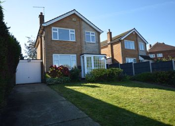 Thumbnail 3 bed detached house to rent in Wynbreck Drive, Keyworth, Nottingham