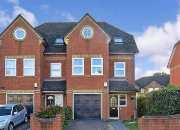 Thumbnail 4 bed semi-detached house for sale in Blenheim Gardens, South Wallington, Surrey