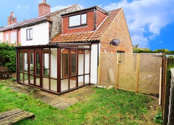 Thumbnail 3 bed end terrace house for sale in Yarmouth Road, Broome, Bungay