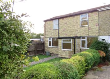 Thumbnail 3 bedroom end terrace house for sale in Appleby Walk, Abington, Northampton