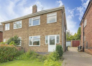 3 bed semi-detached house for sale in Surgeys Lane, Arnold, Nottinghamshire NG5