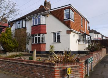 Thumbnail 4 bed semi-detached house for sale in Bolderwood Way, West Wickham